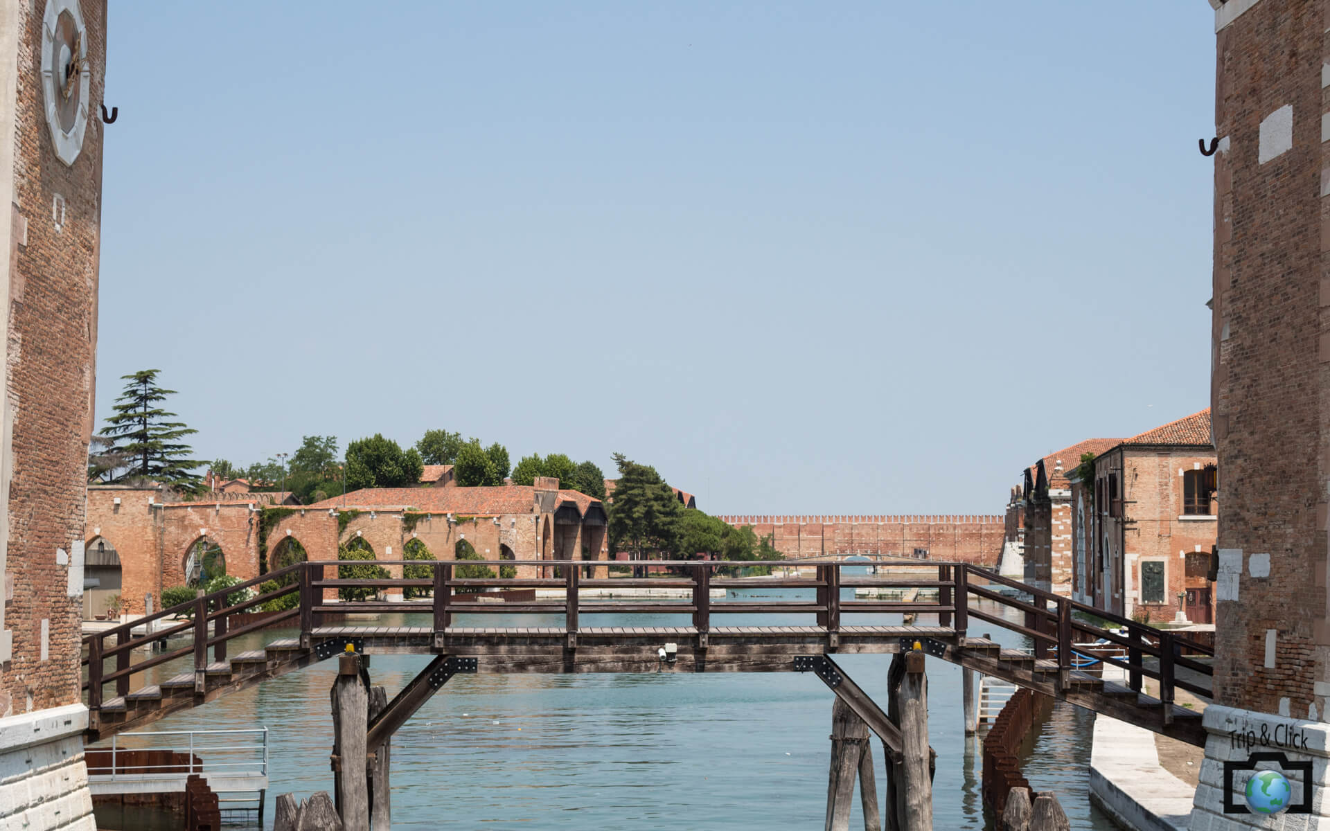 Venezia in un giorno: interno arsenale